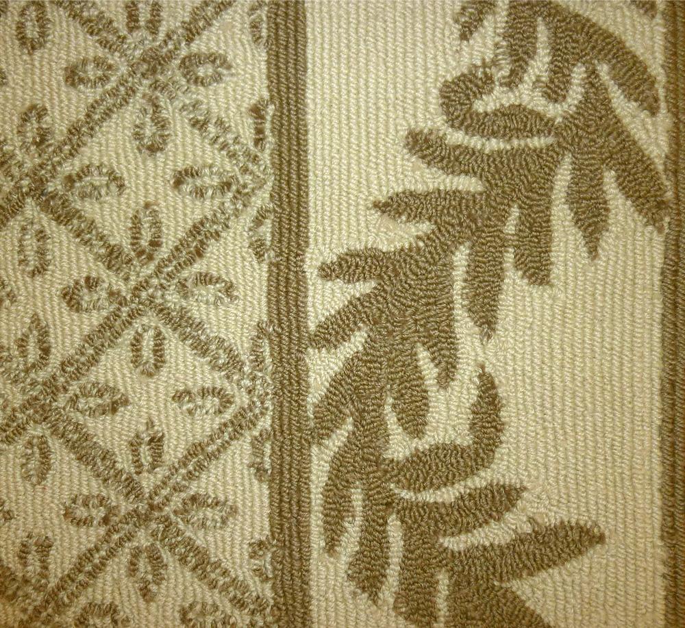Vine Border Traditional Rug Designs Wool Silk Cut Amp Loop