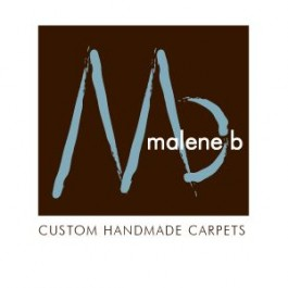 Silk Road Carpet and Rugs to Market the Malene b Collection